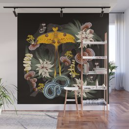 Secrets of the Dark Forest Wall Mural