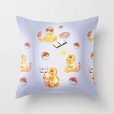 Baby Charman Throw Pillow