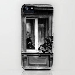 Untitled (Tallinn window) iPhone Case