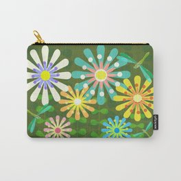 In The Garden Among The Flowers Carry-All Pouch