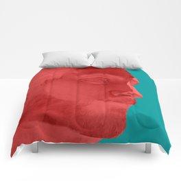 Lumbersexual Comforters