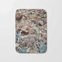A Bushel of Barrel Cacti Bath Mat
