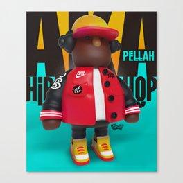 HipHop Canvas Print