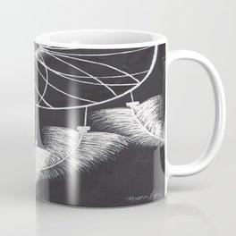 Feathered Dream Catcher Coffee Mug