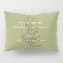 P + R Salad Pillow Sham