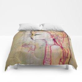 Tornado Lady Comforters