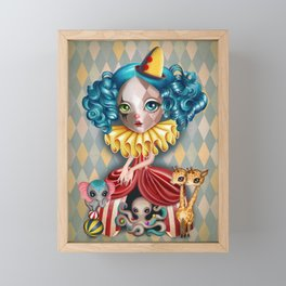 Penelope's Imaginarium Framed Mini Art Print