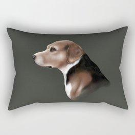 Beagle Rectangular Pillow