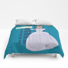 Cinderella - At home before midnight Comforters