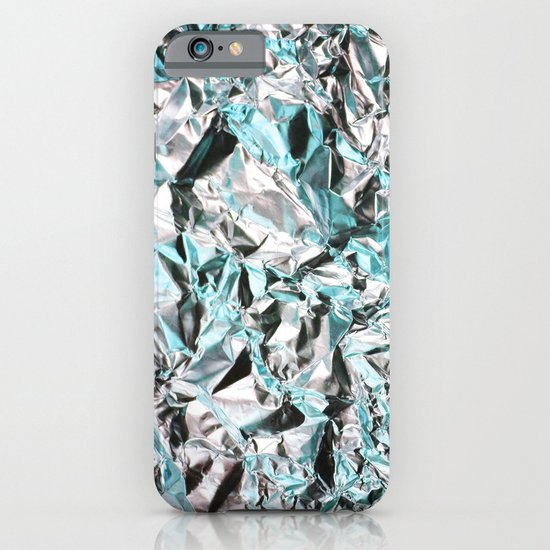 FOILED {BLUE} iPhone & iPod Case