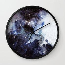 Between airplanes II Wall Clock