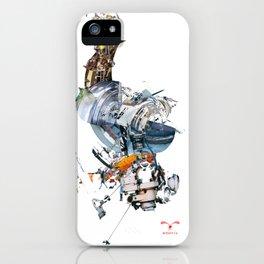 BQ-45 Spacecraft iPhone Case