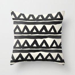 Chevron Tribal Throw Pillow