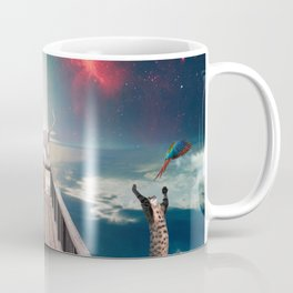 Noah's Cats Coffee Mug