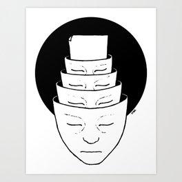 Oo Art Print
