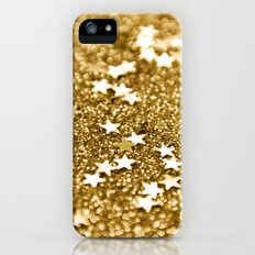 All that glitters is gold iPhone (5, 5s) Slim Case