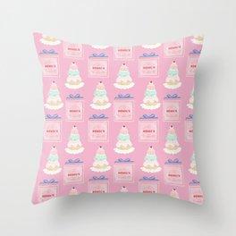 Mendls Throw Pillow