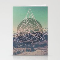 trip Stationery Cards featuring Trip by insomniathan