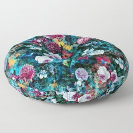 Night Garden Rc Floor Pillow