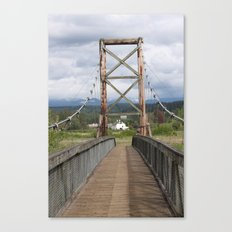 Tolt McDonald Bridge Canvas Print