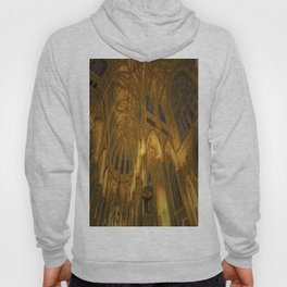Golden Light Cathedral Hoody