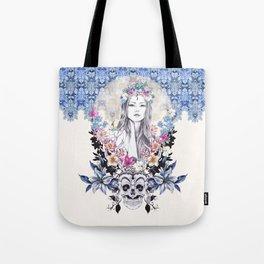 Topeng Tote Bag