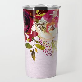 Flowers bouquet #38 Travel Mug