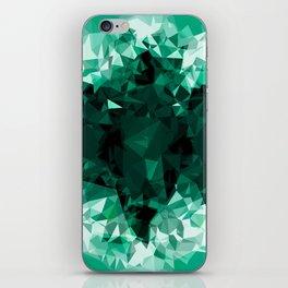 green hell iPhone Skin