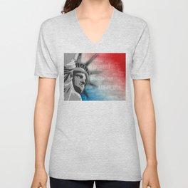 American Liberty Patriot Unisex V-Neck