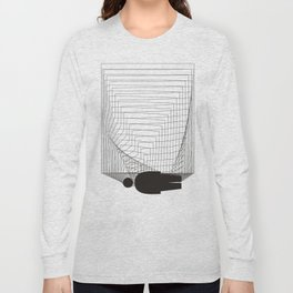 Lost in the space Long Sleeve T-shirt