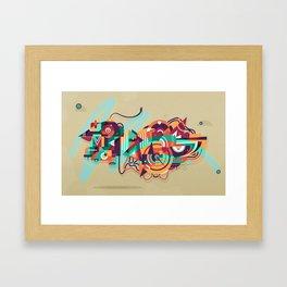crossingbird Framed Art Print