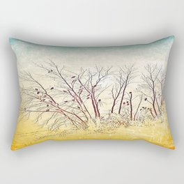 :: There's Vultures Out There :: Rectangular Pillow