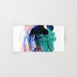 Albert Remix NOODDOOD Hand & Bath Towel