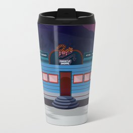 Pops Diner - The Local Hangout Travel Mug