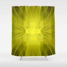 Faraway light ... Shower Curtain