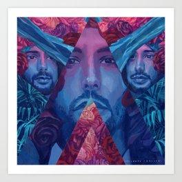 Andre Art Print