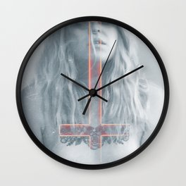 The Rape of Relomia Wall Clock