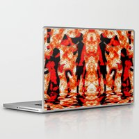mom Laptop & iPad Skins featuring Mom by Vibrance MMN