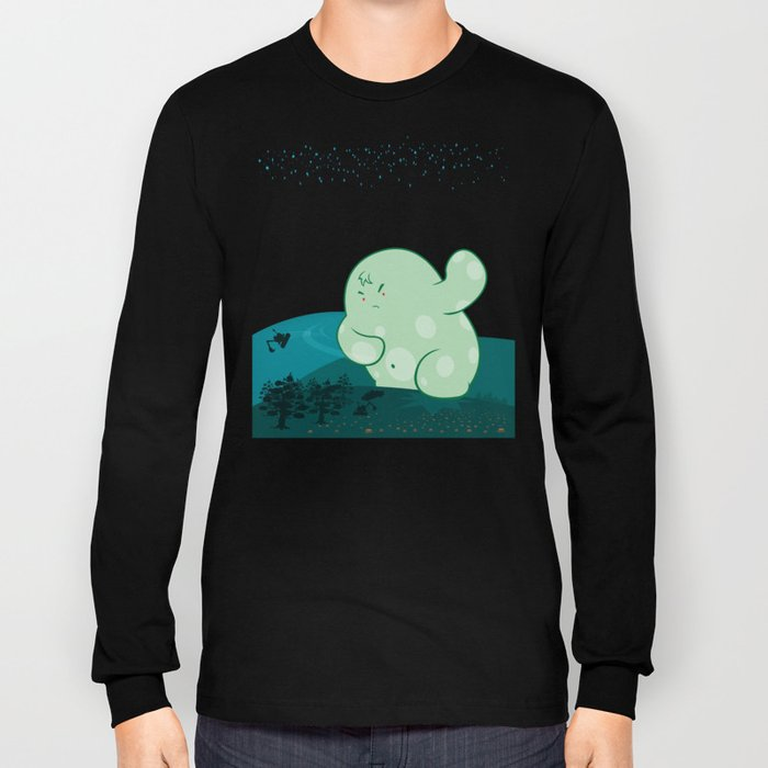 Revenge of the forest guardian Long Sleeve T-shirt