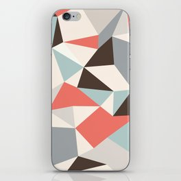 Mod Hues Tris iPhone Skin