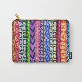 Peru Stripe II Carry-All Pouch