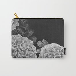 Flowers in the night Carry-All Pouch
