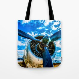 Aviation forever Tote Bag