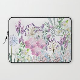 Spring Flowers Bouquet Laptop Sleeve