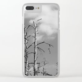 The Sentinels Clear iPhone Case