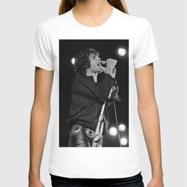 JimMorrison, Jim#Morrison Music Poster Canvas Wall Art Home Decor T-shirt