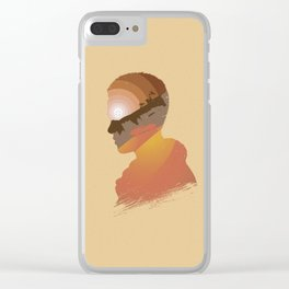 The Many Faces of Cinema: MadMax Fury Road Clear iPhone Case