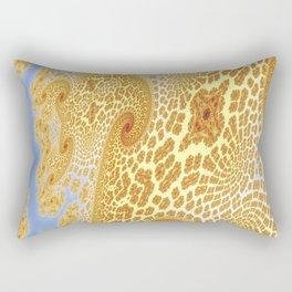 Fractal Abstract 89 Rectangular Pillow
