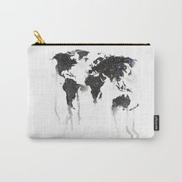 Disintegrate - Print Carry-All Pouch