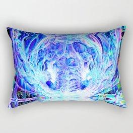 Digital Universe Rectangular Pillow